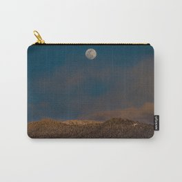 Colorado Moonrise Carry-All Pouch