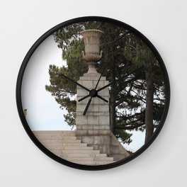 Niagara on the Perry Monument Wall Clock