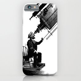 Who's Looking at Who? iPhone Case