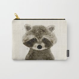 little raccoon Carry-All Pouch