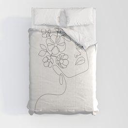 Dreamy Girl Bloom Comforters