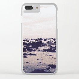 The Ocean Carries Your Voice Clear iPhone Case