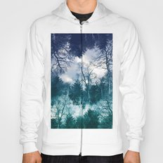 Moonlit Forest Hoody