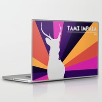 lsd Laptop & iPad Skins featuring Tame Lsd by OEVB