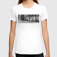 philadelphia T-shirts featuring Philadelphia Streetlife by Bo Derks