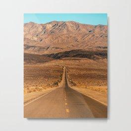Mojave Desert, California #society6 #buyart #homedecor Metal Print