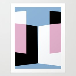 Equals Inside Art Print