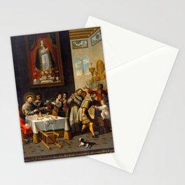 Jose Juárez - The Miracle of Saint Fruncís of Assisi Stationery Cards