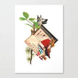 Etro - Omo Canvas Print