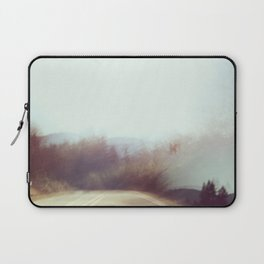 The Road the Road Again Laptop Sleeve