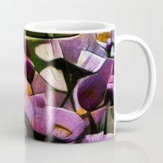 Abstract Wldflowers Mug