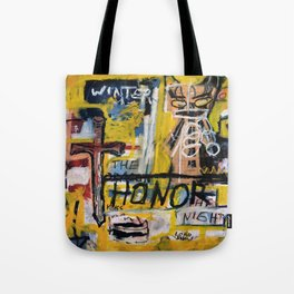 Winter Honor Tote Bag