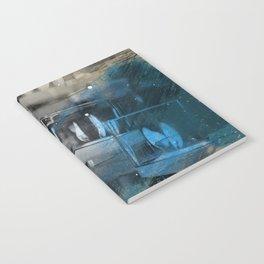 Flickering Lights Notebook