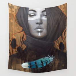 Marie-Bleue Wall Tapestry