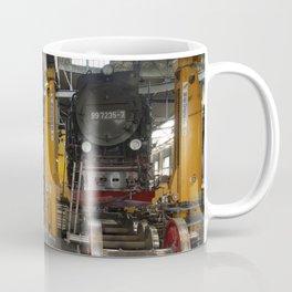 Disassembled steam locomotive Coffee Mug