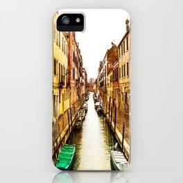Old Venice iPhone Case