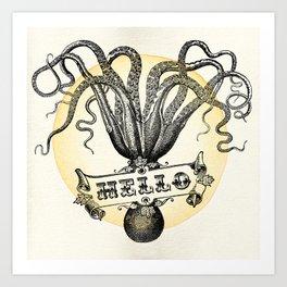 Octo-Hi Art Print