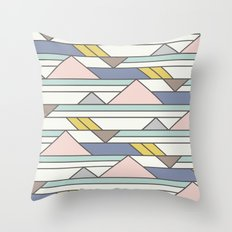 The New Geometric Throw Pillow