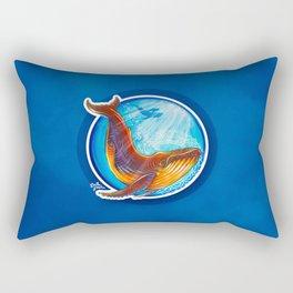 Humback Whale Rectangular Pillow