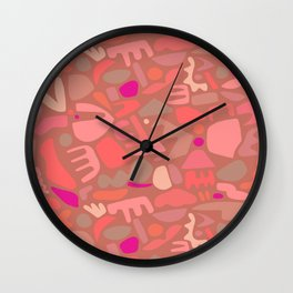 Wild N Out Wall Clock