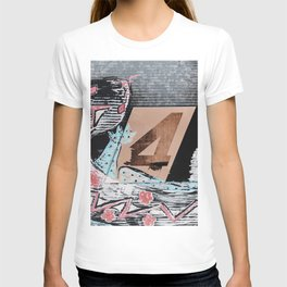 The Painted Lizard - Number Four T-shirt