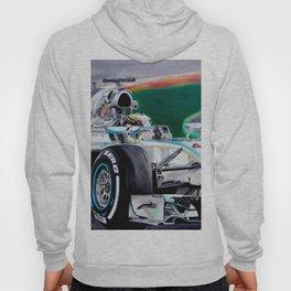 "Lewis Hamilton ""Focus On Lewis"" Hoody"