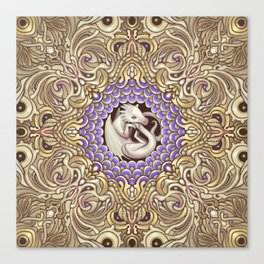 The Pearl Canvas Print