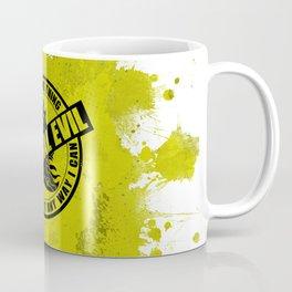Neutral Evil RPG Game Alignment Coffee Mug
