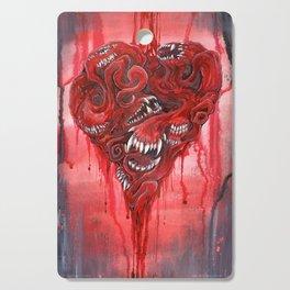 Love Is... Cutting Board