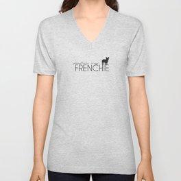 Pardon my frenchie Unisex V-Neck