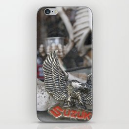 Skeleton Wares iPhone Skin