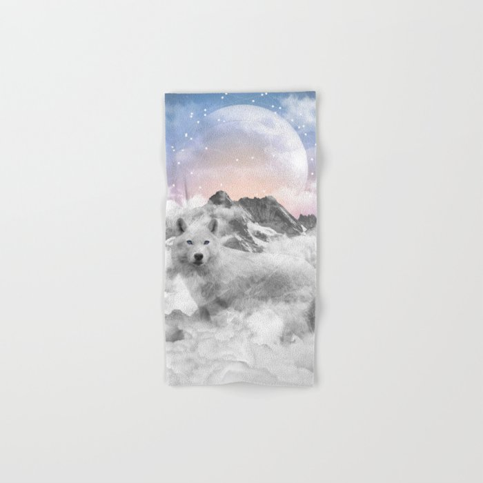 The Soul That Sees Beauty Hand & Bath Towel