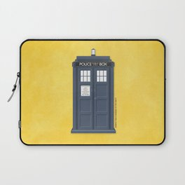 9th Doctor - DOCTOR WHO Laptop Sleeve