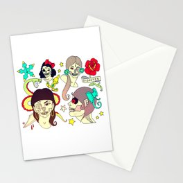 Sailor Jerry Zombies Stationery Cards