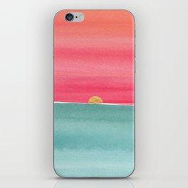 #83. ANNE MARIE - Sunset iPhone Skin