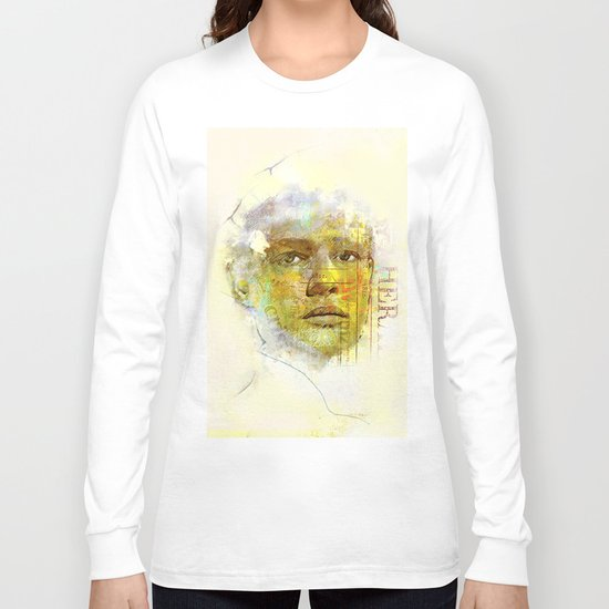It was once Marlon B. Long Sleeve T-shirt