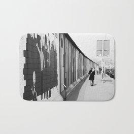 Berlin Wall Bath Mat