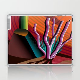 Black Canyon Desert Laptop & iPad Skin