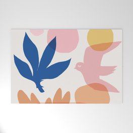 Abstraction_Floral_Nature_Wonderful_Day_002 Welcome Mat