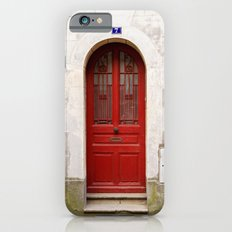 Little Red Door Slim Case iPhone 6s