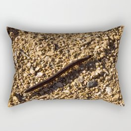 Millipede Rectangular Pillow