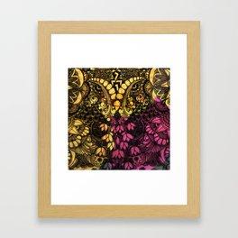 Sridevi Framed Art Print