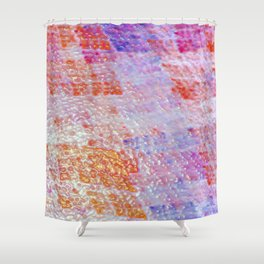 Abstract Fabric Designs 4 Duvet Covers & Pillows & MORE Shower Curtain