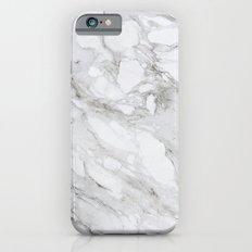 Calacatta Marble iPhone 6s Slim Case