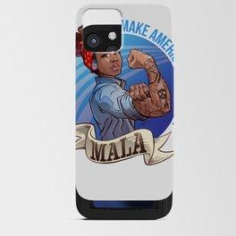 MALA - Make America Love Again iPhone Card Case