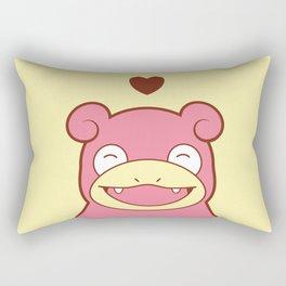 Slowpoke Love Rectangular Pillow