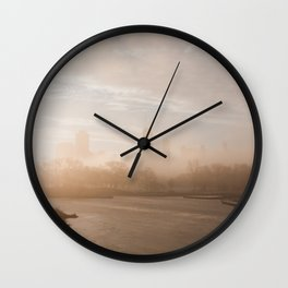 All the Mood - Chicago Wall Clock