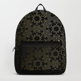 Geodesic Gold 01 Backpack
