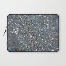 Silver Dust Laptop Sleeve