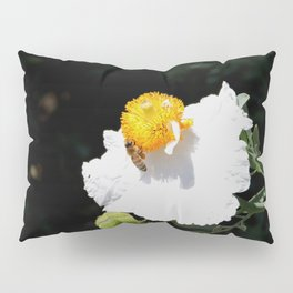 Matilija Poppy Pillow Sham